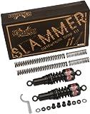Burly Brand noir Slammer Kit Harley Davidson XL 04-11