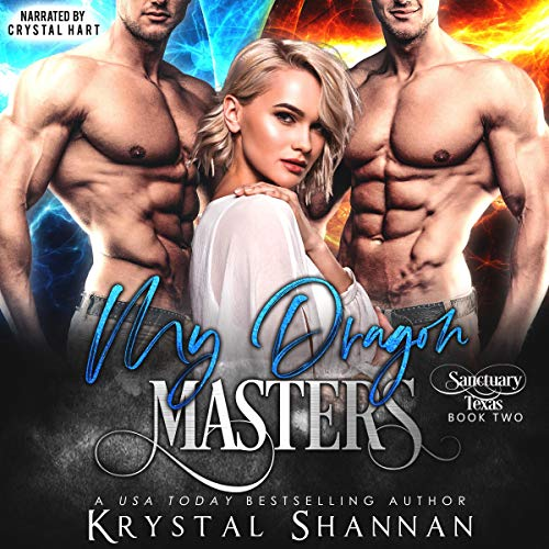 My Dragon Masters cover art