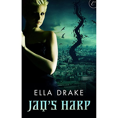 Jaq's Harp audiobook cover art