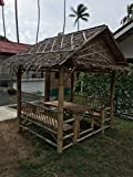 Strohschirm-Manufaktur Sala Pavillon Ko Samui