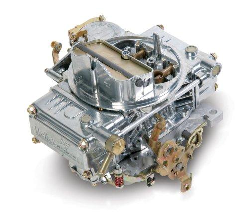 Holley - 0-1850S Classic Carburetor 4160 600 CFM Universal Polished