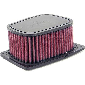 K/&N Engine Air Filter: High Performance Powersport Air Filter: 1998-2003 SUZUKI Premium TL1000R SU-0015