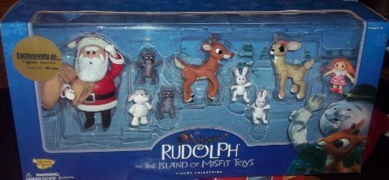 bajo precio del 40% Rudolph And The Island Of Misfit Misfit Misfit Juguetes Figura Collection by Jugaring Mantis  Ven a elegir tu propio estilo deportivo.