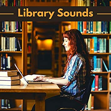Library Sounds: Relaxing Piano Music, Study Ambience, Relaxing Music