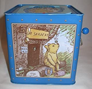 Schylling Winnie the Pooh Jack in the Box