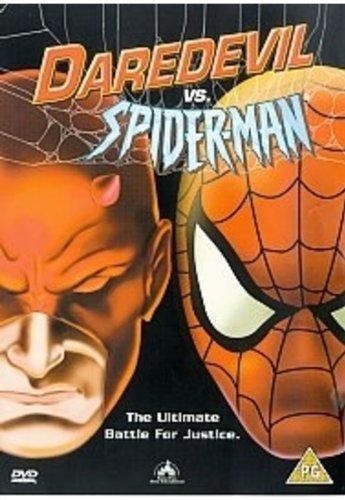Spiderman Vs Daredevil [Reino Unido] [DVD]
