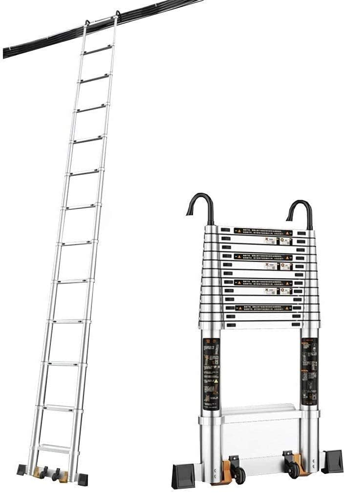 All items free shipping TUOL1AO Portable low-pricing Extension Ladder Attic Multi-Purpose