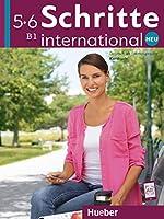 Schritte international Neu 5+6 / Kursbuch: Deutsch als Fremdsprache