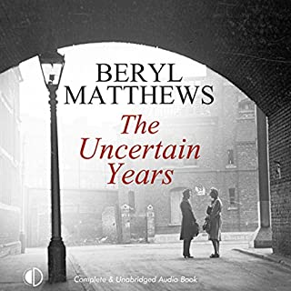 The Uncertain Years cover art
