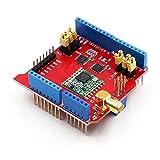 Zytang 433/868 / 915MHz Lora Shield IOT Larga Distancia Lora Shield para Dragino Arduino Leonardo Uno Mega 2560 Duemilanove (Color : 915Mhz)