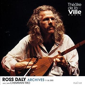 Ross Daly - Archives 11.06.2003 (Collection Théâtre de la Ville) [Live]