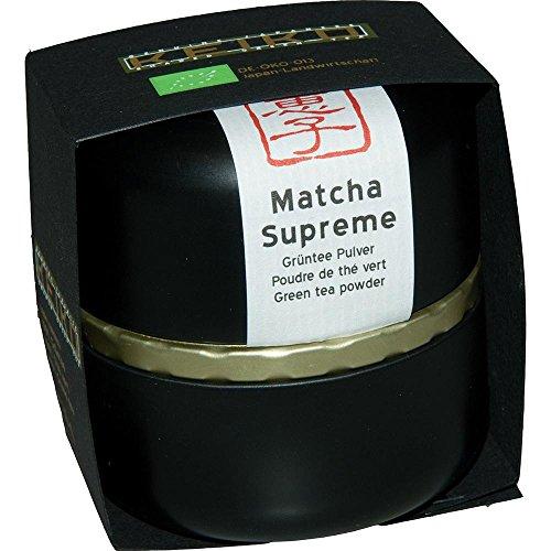 Matcha Supreme Grüntee Pulver - 30gr