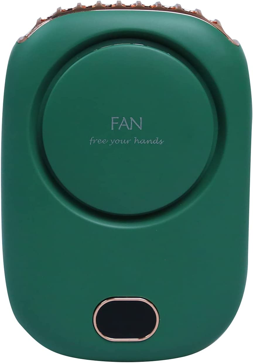 Befacl 3-Speed USB Rechargeable Bladless Neck Fan $9.99 Coupon