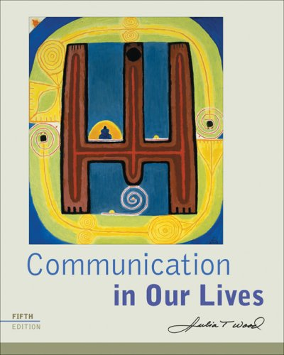 Download Communication in Our Lives 0495502014