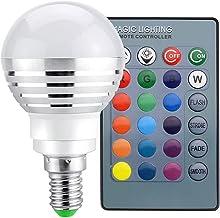 GHC LED Gloeilampen RGB LED Stage Light E27 E14 AC85V-265V LED Magic Ball Bulb RGBW Lampen Disco DJ Party Club Lamp voor V...