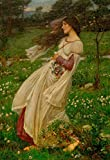 Kunstdruck/Poster: John William Waterhouse Windblumen -