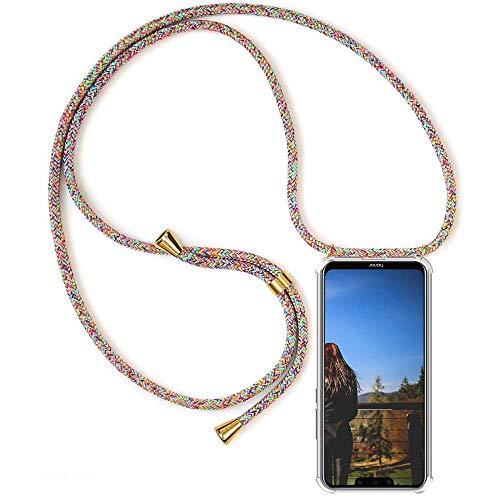 XCYYOO Carcasa de movil con Cuerda para Colgar iPhone X XSVersión Popular 2019 Funda para iPhone Samsung Huawei con Correa Colgante para Llevar en el Cuello -Hecho a Mano en Berlin