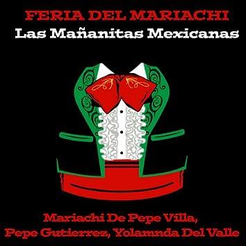 Feria del Mariachi (Las Mañanitas Mexicanas)