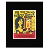 Stick It On Your Wall Mini-Poster Alice Cooper - Good to