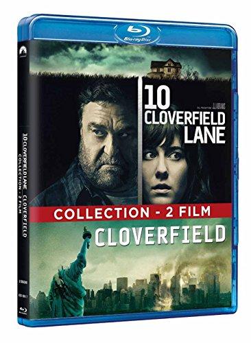10 Cloverfield Lane / Cloverfield (2 Blu-Ray) Box Set (Italian Import)