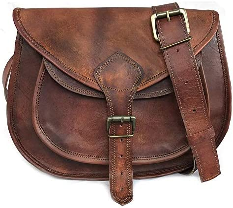 Leather Purse Women Shoulder Bag Crossbody Satchel Ladies Tote Travel Purse Genuine Leather product image
