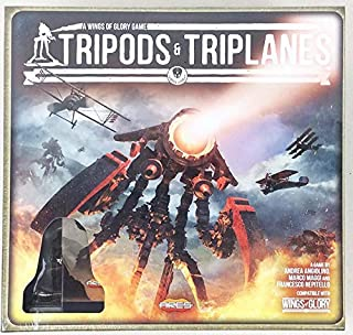 Wings of Glory Tripods and Triplanes: Starter Set