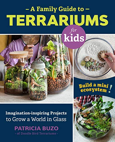 A Family Guide to Terrariums for Kids: Imagination-inspiring Projects to...