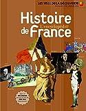 HISTOIRE DE France - Les Yeux de la Découverte - 9 ans et +
