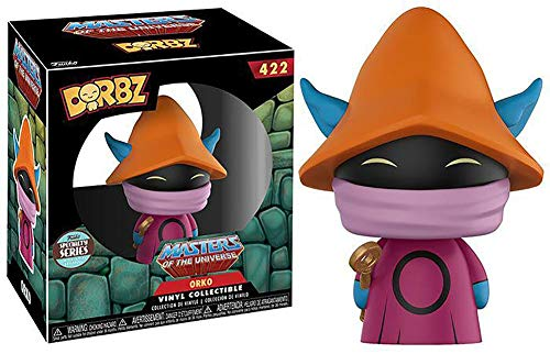 "Masters of the Universe Dorbz 3"" Orko Vinyl Figure"