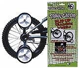 Con ruedas de 30.48 cm - 50.8 cm alto plegable FlipUP funshowcase para Trail Gator-Tandem tow Bar