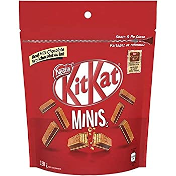 Kit Kat Minis 180g Pouch {Imported from Canada}