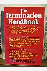 Termination Handbook, The Hardcover