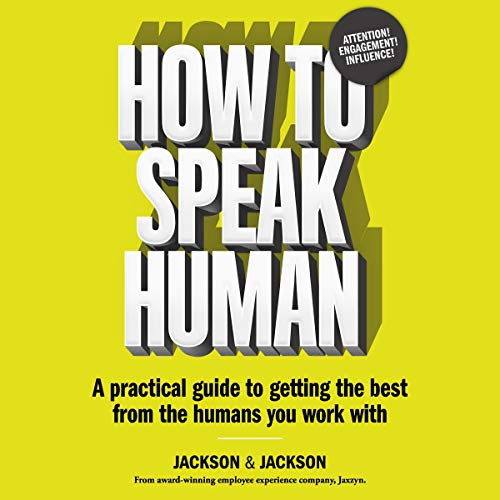 How to Speak Human audiobook cover art