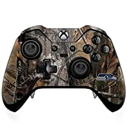 Ultra-Thin, Lightweight Xbox One Elite Controller Vinyl Decal Protection Officially Licensed NFL Design Industry Leading Vivid Color Vinyl Print Technology on your Seattle Seahawks Realtree AP Camo skin Scratch - Resistant. Built To Last Everday Xbox...