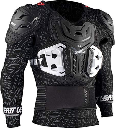 Leatt Body Protector 4.5 PRO - Giacca protettiva, taglia XXL, colore: Nero