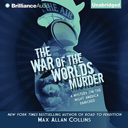 The War of the Worlds Murder Titelbild