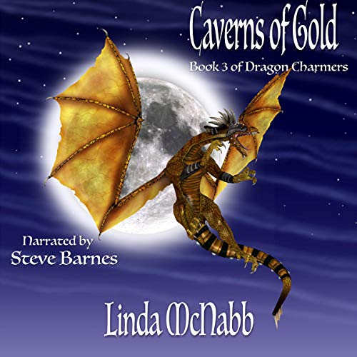 Caverns of Gold audiobook cover art