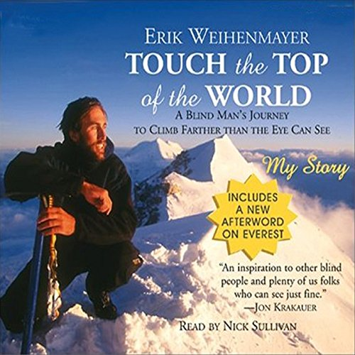 Touch the Top of the World audiobook cover art