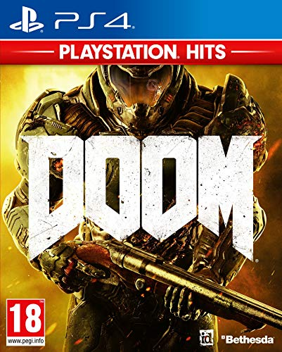 Doom PlayStation Hits - PlayStation 4