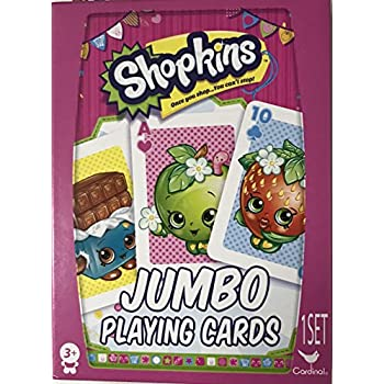 Shopkins or Dory Jumbo Playing Cards for All | Shopkin.Toys - Image 1