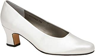 Mark Lemp Classics Womens Vicki Closed Toe Classic Pumps