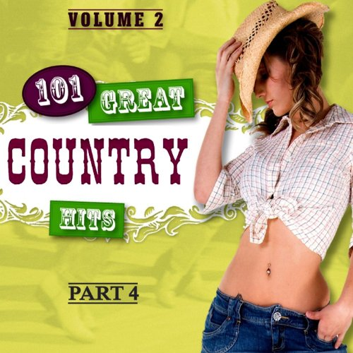 101 Great Country Line Dance Hits, Part 4