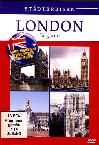 Städtereisen LONDON - ENGLAND - Inklusive Dokumentation