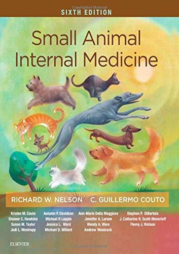 Compare Textbook Prices for Small Animal Internal Medicine 6 Edition ISBN 9780323570145 by Nelson DVM, Richard W.,Couto DVM, C. Guillermo
