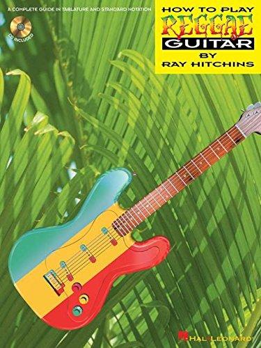 How To Play Reggae Guitar (Book & CD): Noten, CD für Gitarre (Cd Pak)