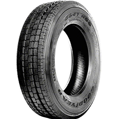 Goodyear G647 RSS Commercial Truck Radial Tire-225/70R19.5 129L -  139172053