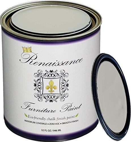 Retique It Chalk Finish Paint by Renaissance - Non Toxic,...