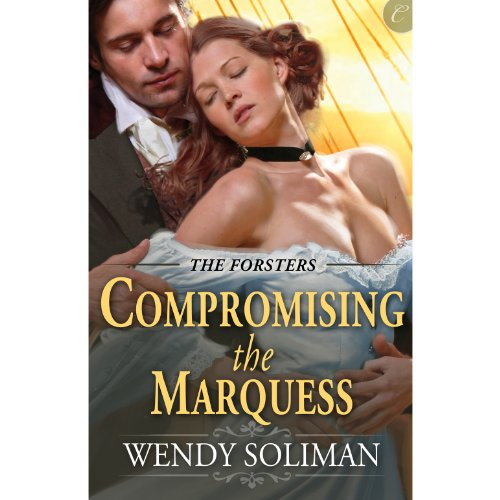 Compromising the Marquess audiobook cover art