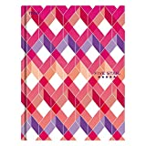 Five Star Composition Book/Notebook, College Ruled Paper, 100 Sheets, 9-7/8' x 7-1/2', Hardbound, Design Selected For You (09274)