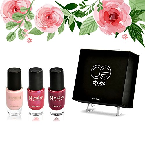 'Kit Vernis de la fête des mères Phoebe Nails You're The Best Mum \